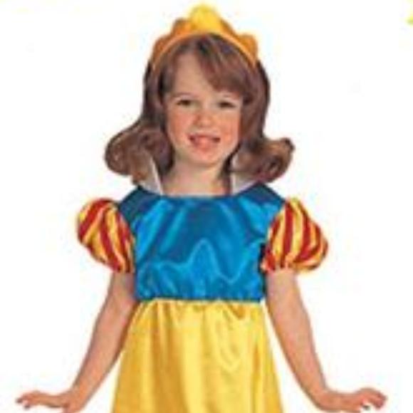 new snow white halloween costume toddler